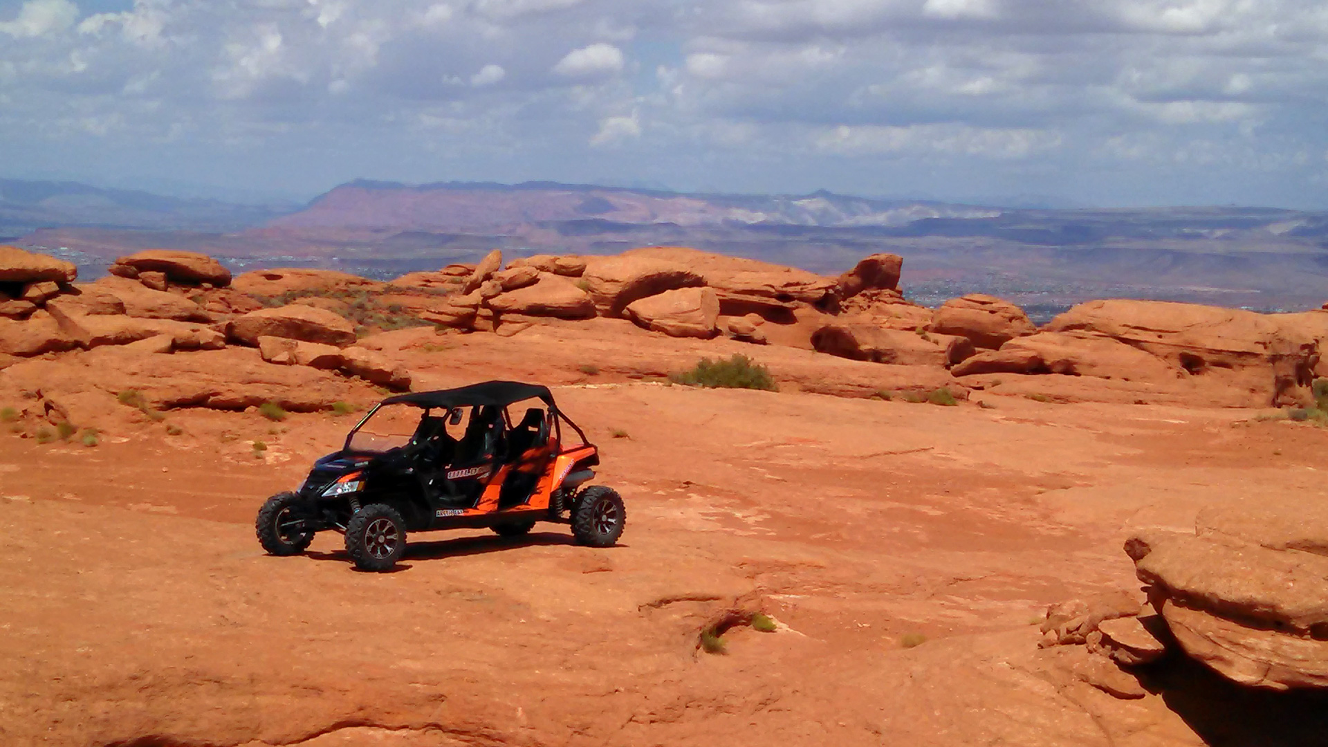 UTV Adventure Tours - Desert Adventures